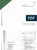 Richmond, P. G. (1981) Introducción a Piaget. Editorial Fundamentos. Madrid. (Selección de La Parte 1)