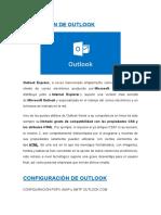 Utilización de Outlook