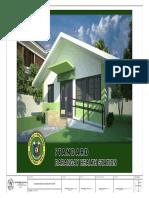 Standard Barangay Health Station (BHS)