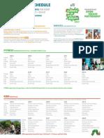 Citi Summer in the Square Website Schedule