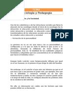 Bm-tarea III Sociologia de La Educacion-david Liriano