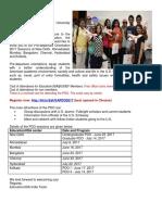 EducationUSA India Pre-Departure Ori Invite for Admitted Students 20173