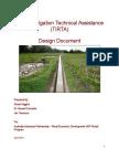 Tertiary Irrigation Technical Assistance Tirta Design Doc