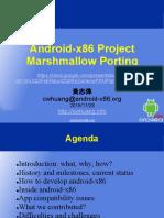 Android x86架构分析与移植1