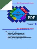 Sap PM in Spanish