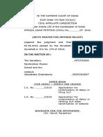 R.K.ashram LoD and Synopsis SLP