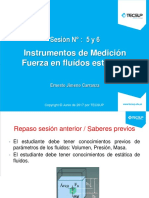 MECANICA-DE-FLUIDOS-SESION-5-y-6-MANOMETROS-.-FLOTACION