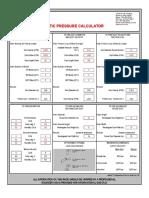 Static Pressure Calculator r3 Rev1610 27