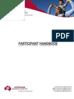 Australian Training Institute (NSW) Pty Ltd Registered Training Organisation Participant Handbook