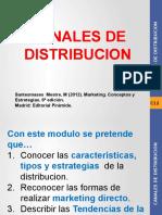 Clase 12- Canales de Distribucion