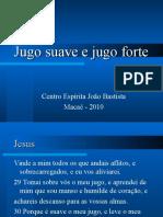 Jugo Forte e Jugo Suave de Fabiano Drumond Chaves