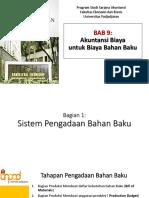 SESI 3 - Akuntansi Biaya Bahan Baku