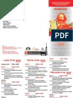 Coloquio Marx Kapital 150