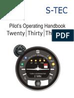 Cherokee S TEC Autopilot