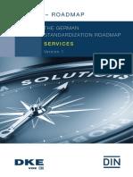 German Standardization Roadmap Services Data