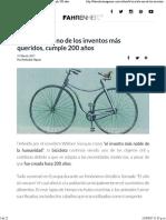 Bicicle Ta EN ARGENTINA