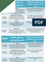 plp timeline