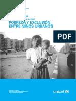 Pobreza en Niños Indigenas
