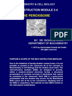 the Peroxisome