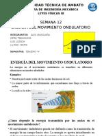 02.-Energía Del Movimiento Ondulatorio