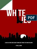 White Lies - Core Rulebook