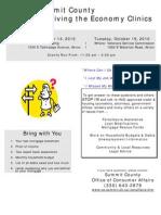Surviving Economy Sep-Oct 2010 Flyer1