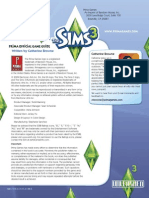 The Sims 3 Official Game Guide - Unleashed