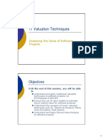 IT Valuation