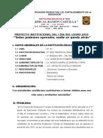 Plan de Logro 2015 Ie 2002