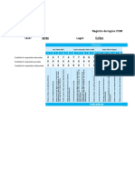 Registro de Logros COMUNICACIÓN_4º