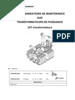 Guide de Maintenance Transfos_puissance