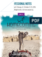 Homecoming Qabeelat Wasat UPDATED NOTES