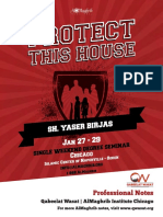 Qabeelat Wasat Protect This House Notes