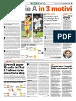 La Gazzetta dello Sport 06-06-2017 - Lega Pro