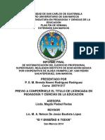 Sistematizaciòn Brenda Rodriguez