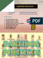Diapositivas de Partidos Politicos