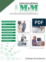 Brochure de Productos MyM