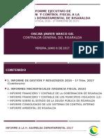 Informe a La Asamblea (2017) Final