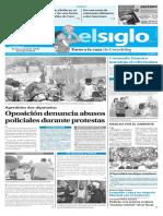 Edicion Impresa El Siglo 06-06-2017