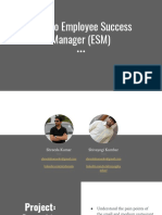 zomato employee success manager
