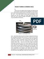 Isi - Turbine Disc - Kelompok 11 - Parindra,Gafur,Andhi