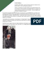 Breve Biografía de San Benito de Nursia