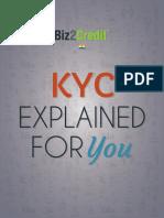 KYC Guide - Biz2Credit India.pdf