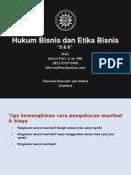 Hukum Bisnis Dan Etika Bisnis Akuntansi 5 6
