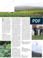 Living in Intentional Community