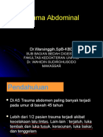 Abdominal Trauma (Recovered)