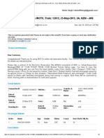 Gmail - Booking Confirmation on IRCTC, Train_ 12612, 25-May-2015, 3A, NZM - JHS