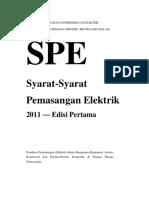 Syarat Syarat Pemasangan Elektrik-brunai