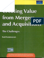 Creating Value From M&A