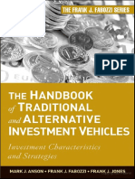 Handbook of Traditional Investment Vehicle